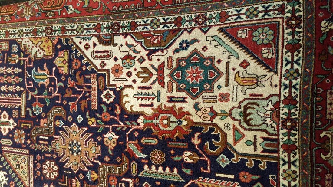 Persian Tabriz (joshgan) Rug carpet - 3