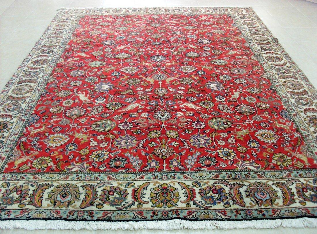 Persian Tabriz (Shah Abbasi) Rug carpet