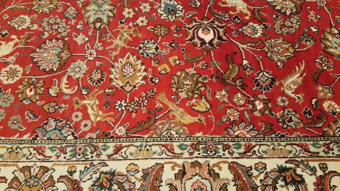 Persian Tabriz (Shah Abbasi) Rug carpet - 2
