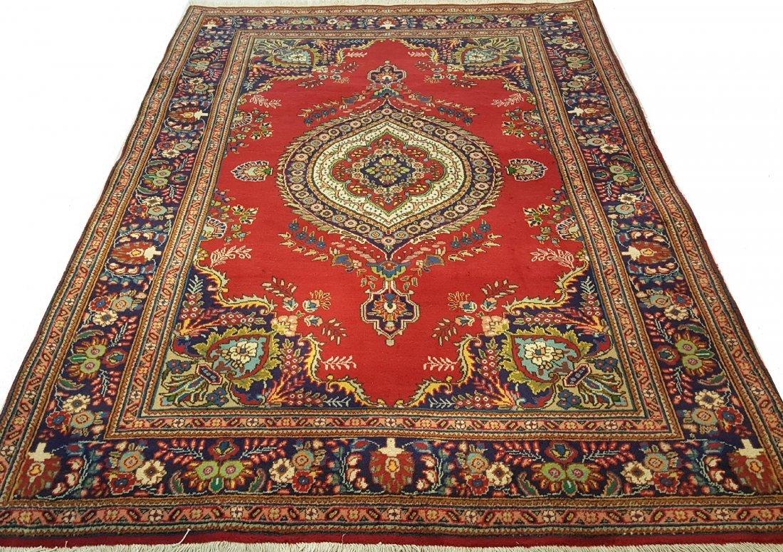 Persian TABRIZ Rug Carpet