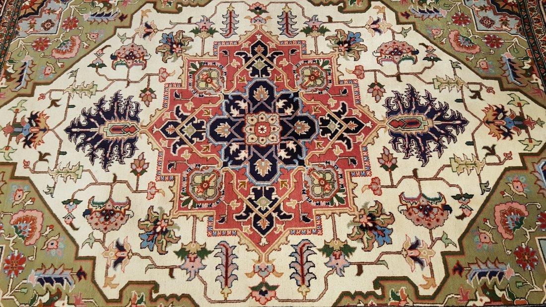 Persian TABRIZ Rug Carpet - 3