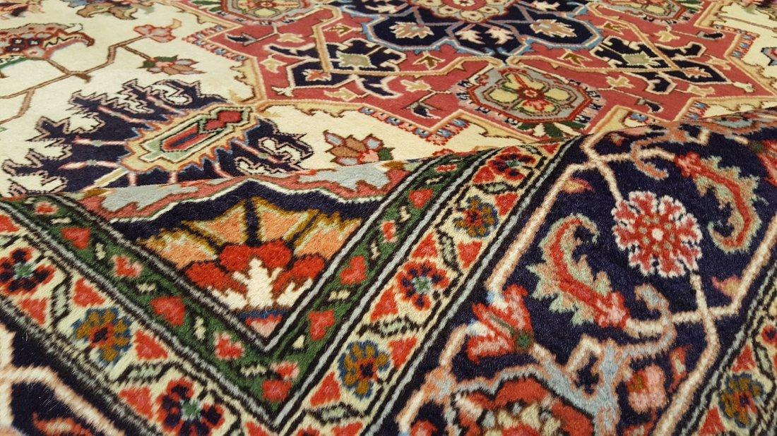 Persian TABRIZ Rug Carpet - 7