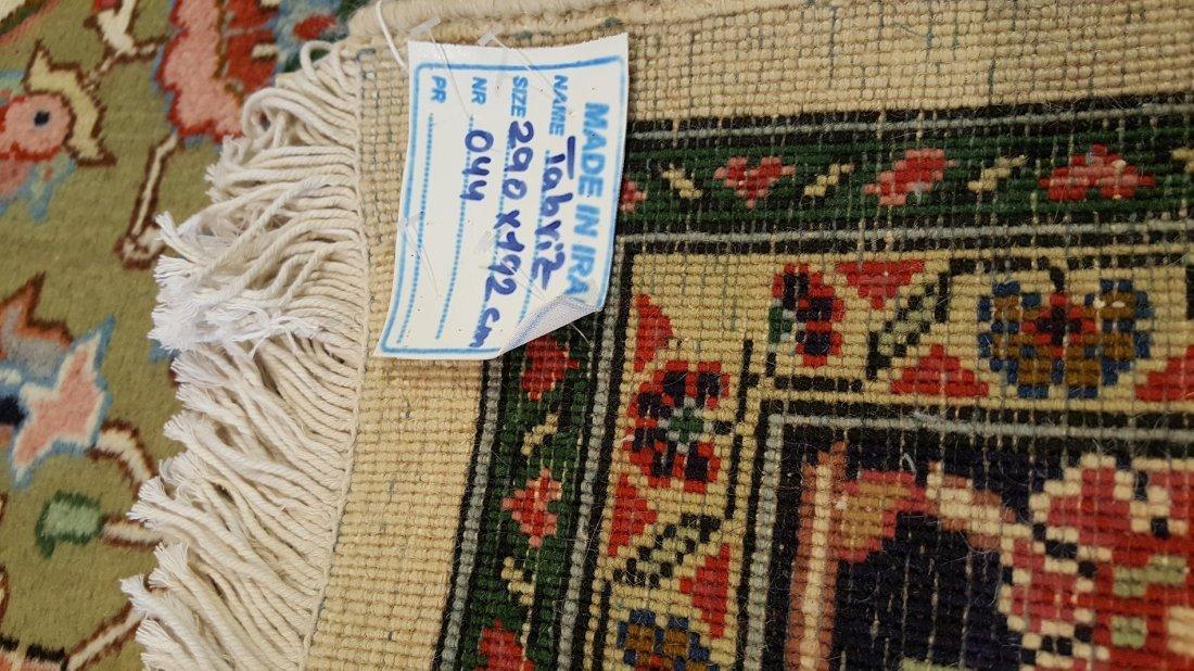 Persian TABRIZ Rug Carpet - 8