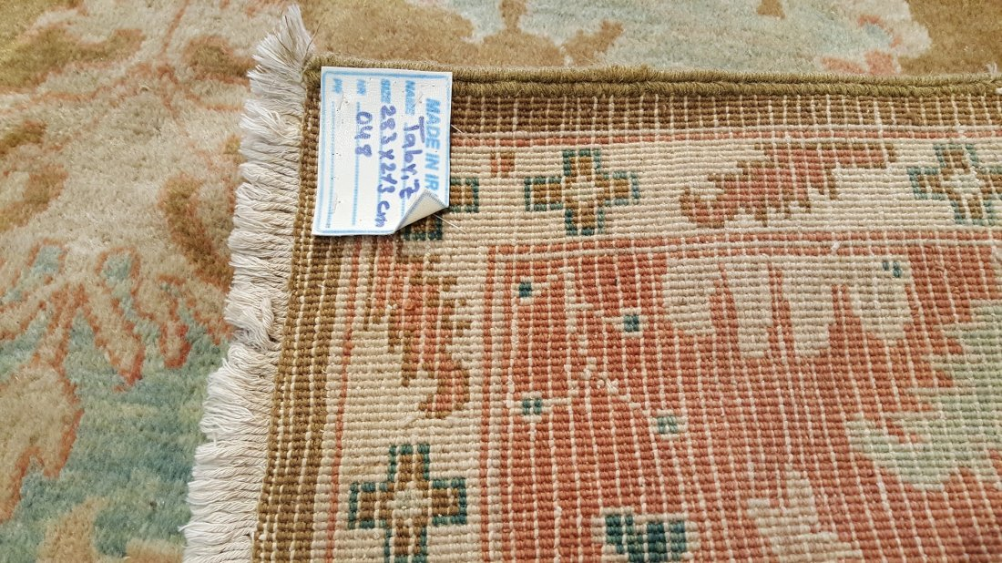 Persian Tabriz Ziegler Rug Carpet - 4