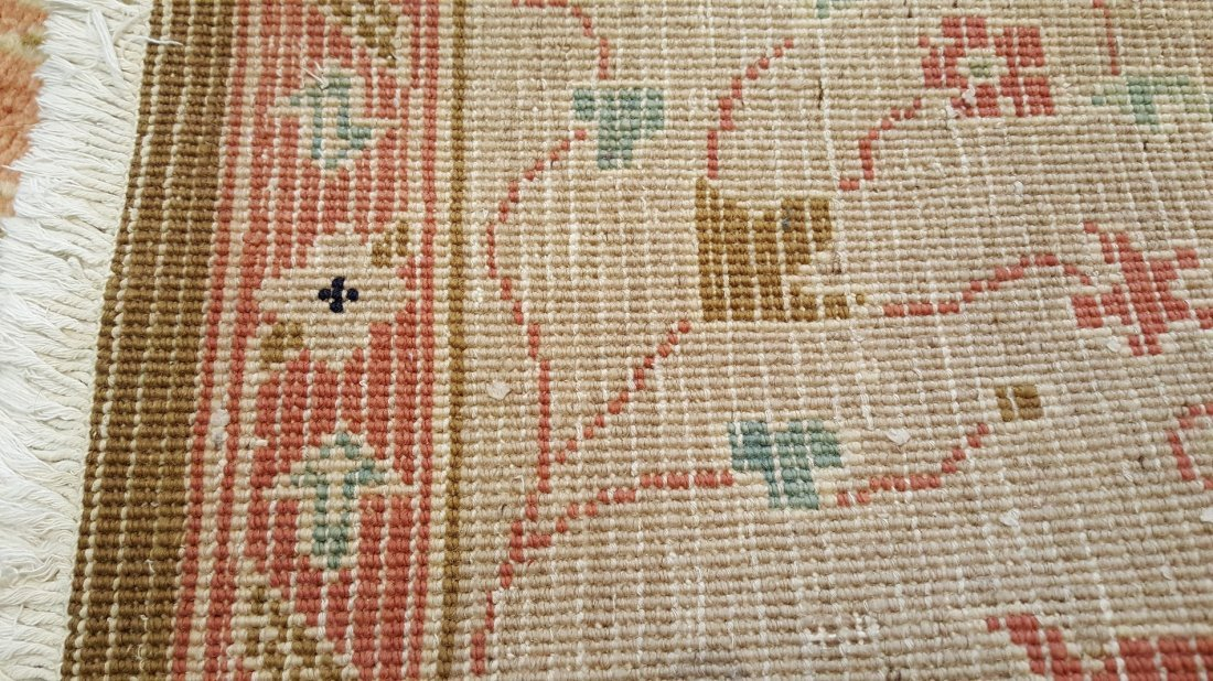 Persian Tabriz Ziegler Rug Carpet - 5