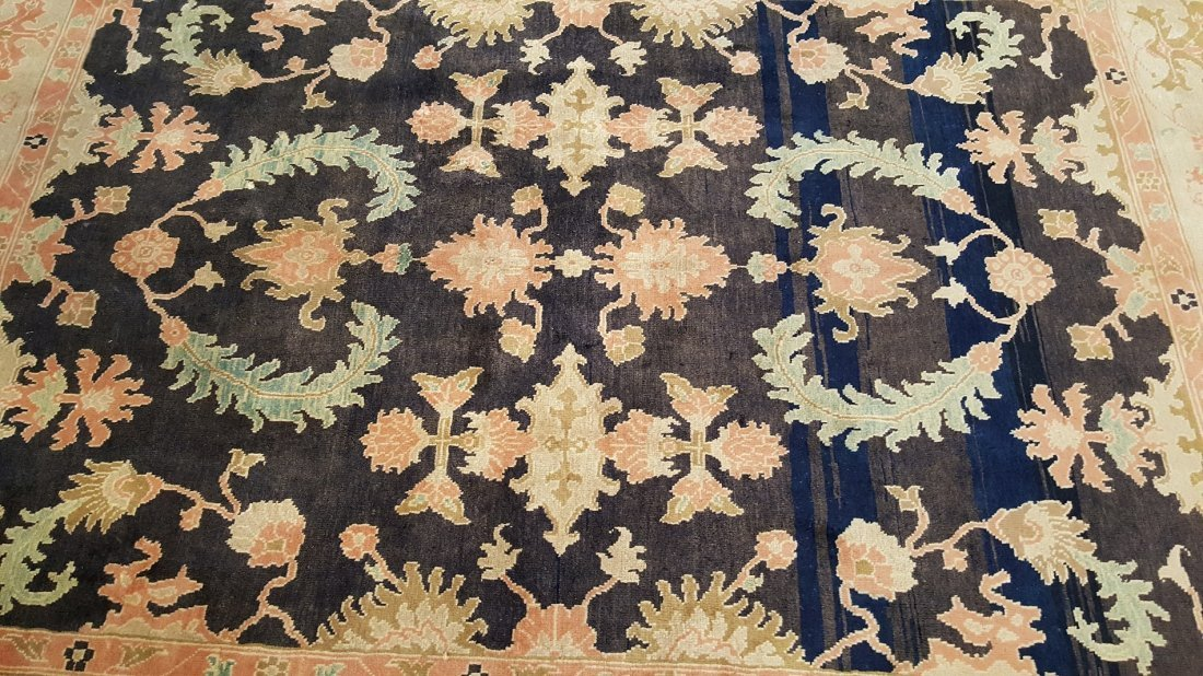 Persian Tabriz Ziegler Rug Carpet - 7