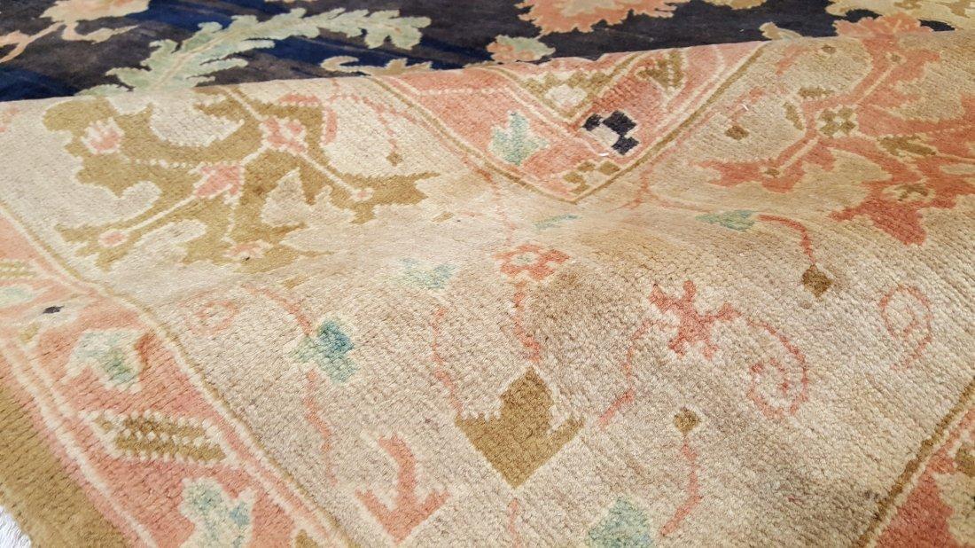 Persian Tabriz Ziegler Rug Carpet - 9