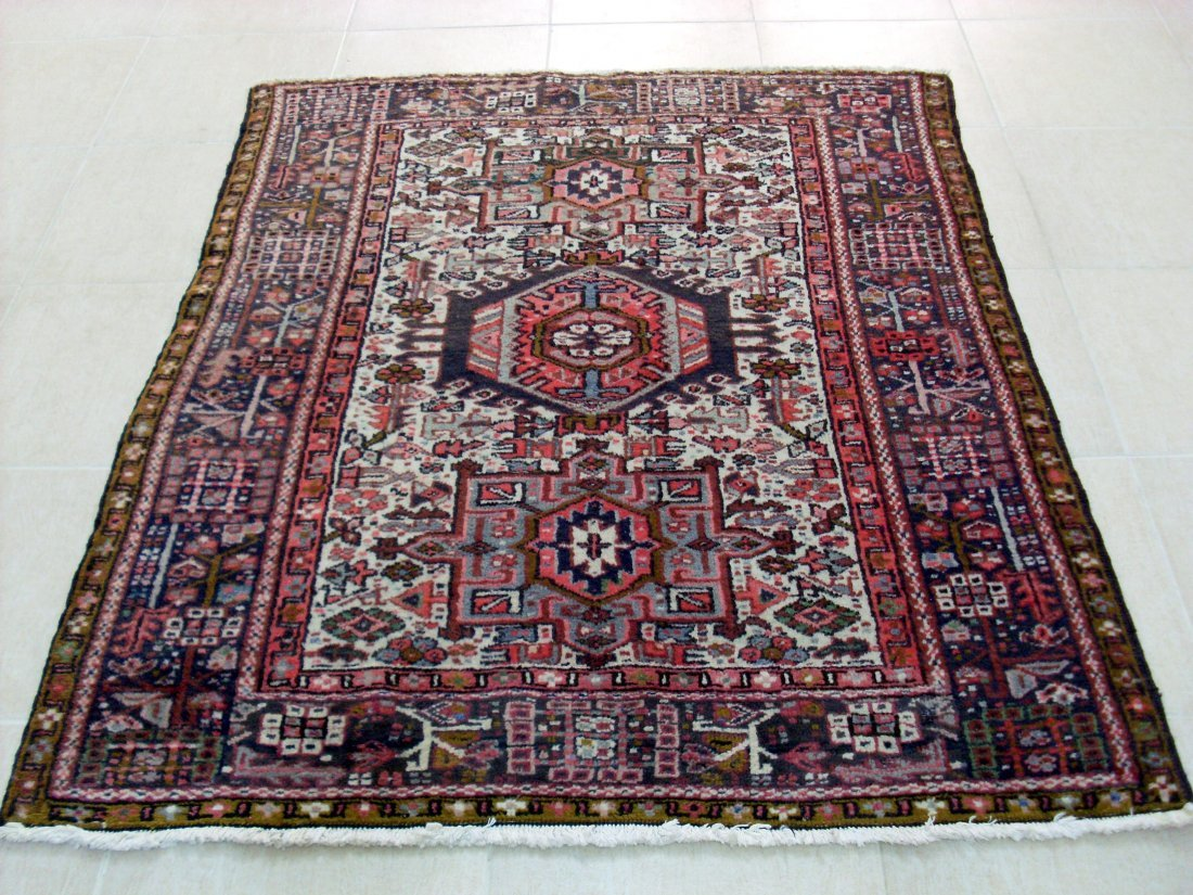 Persian Karaja Rug Carpet