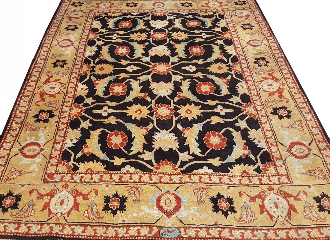 Persian Tabriz Ziegler Rug Carpet