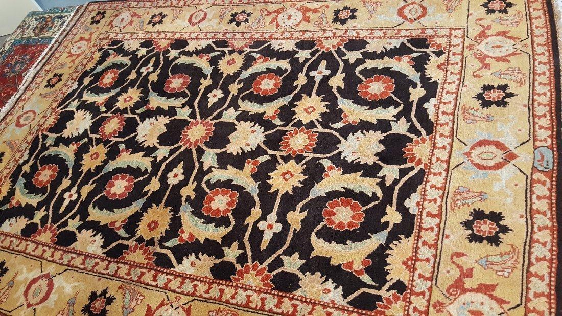 Persian Tabriz Ziegler Rug Carpet - 2