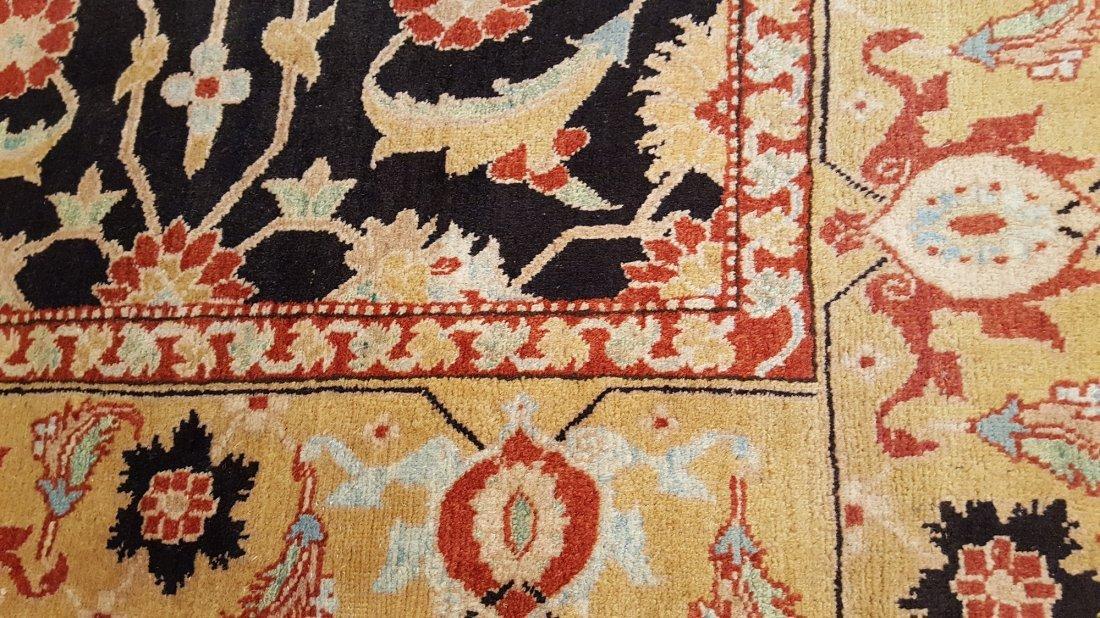 Persian Tabriz Ziegler Rug Carpet - 3