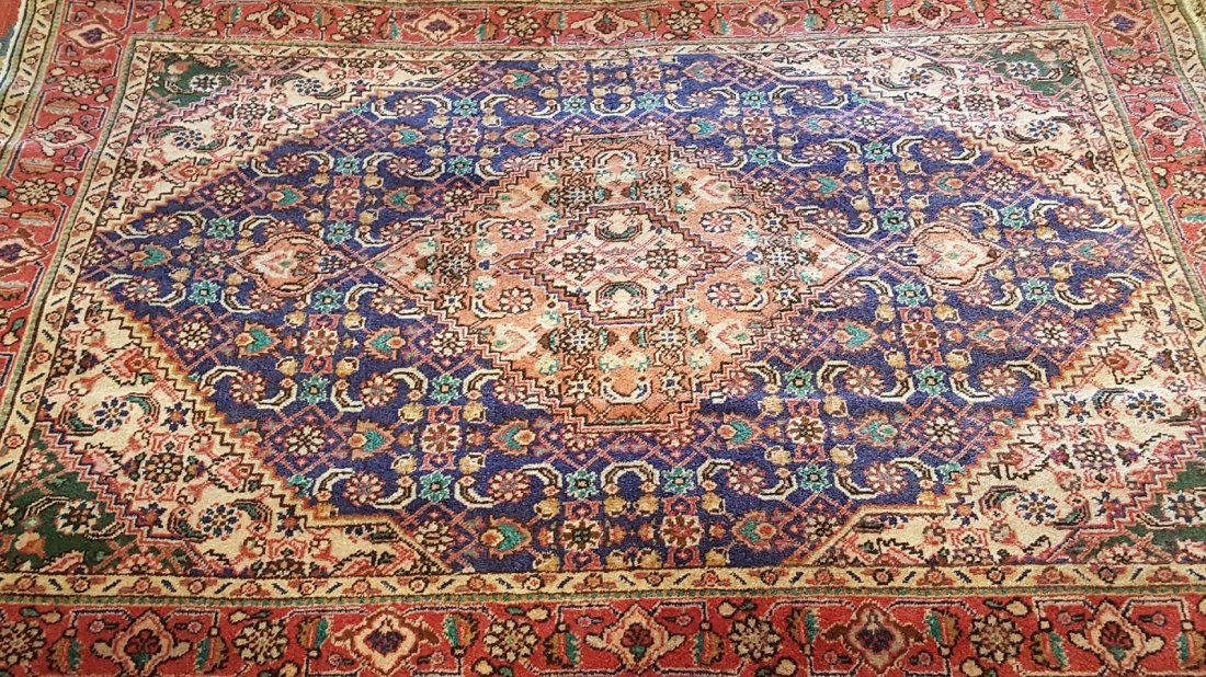 Persian TABRIZ Rug Carpet