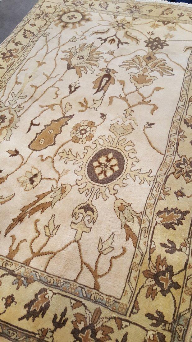 Vintage Persian Tabriz Rug Carpet - 3