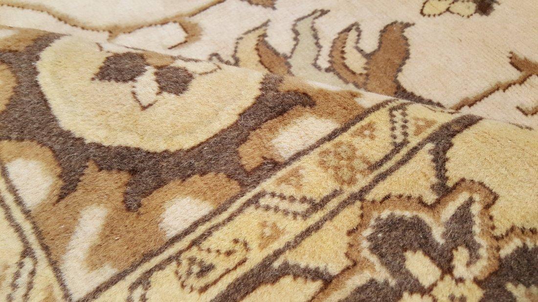 Vintage Persian Tabriz Rug Carpet - 4