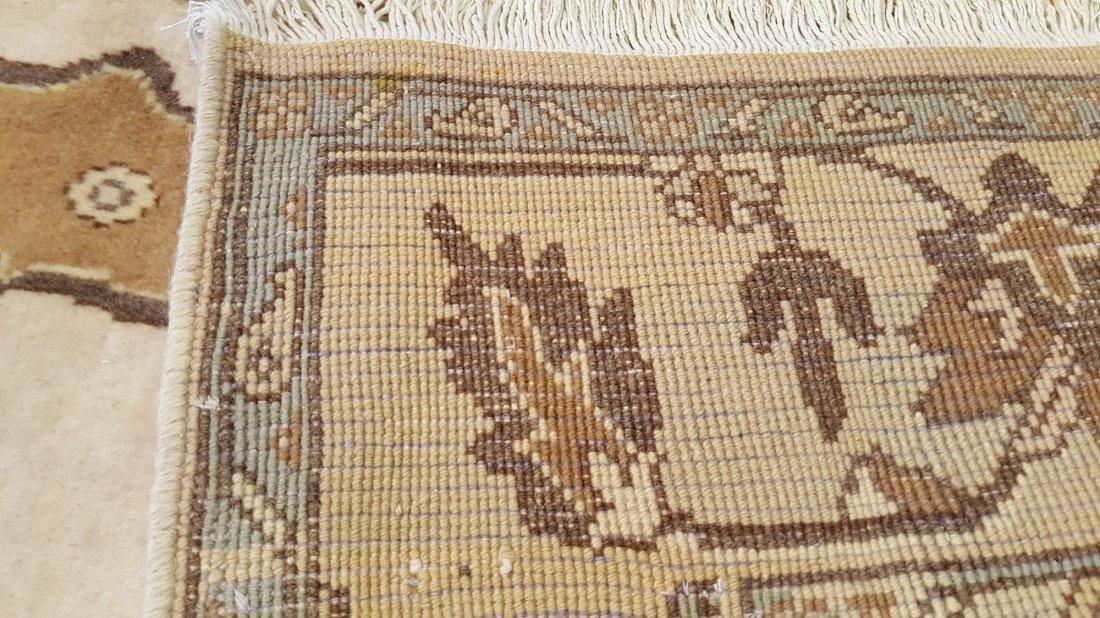 Vintage Persian Tabriz Rug Carpet - 5
