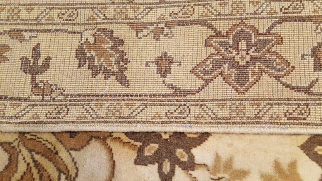 Vintage Persian Tabriz Rug Carpet - 6