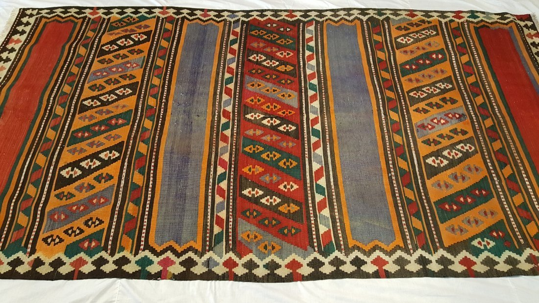 Persian ARDABIL Kilim Rug Carpet - 2