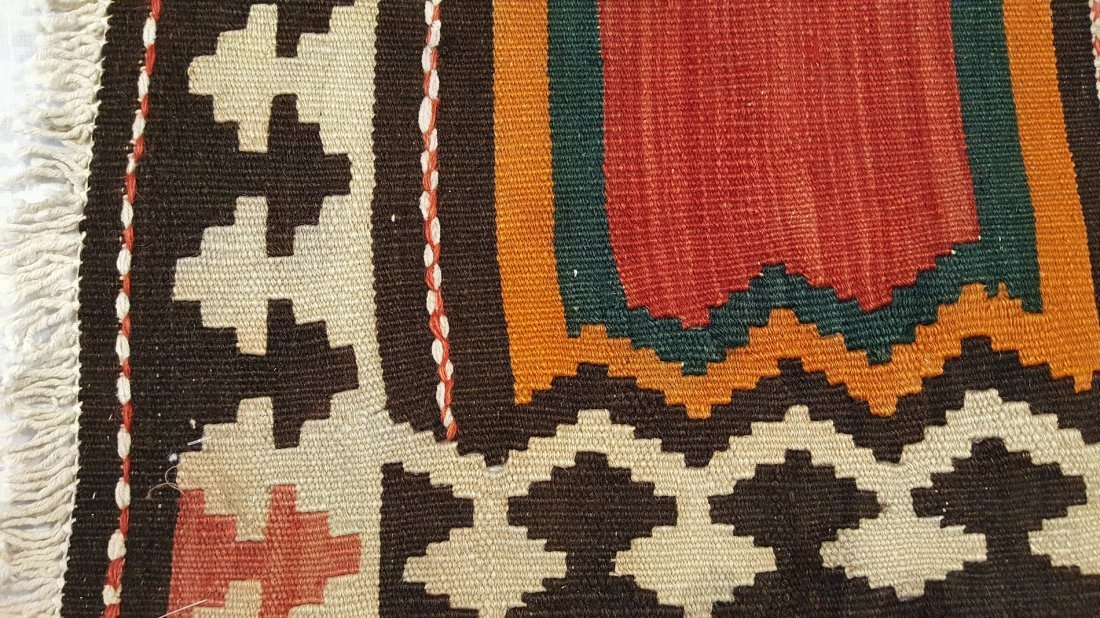 Persian ARDABIL Kilim Rug Carpet - 6