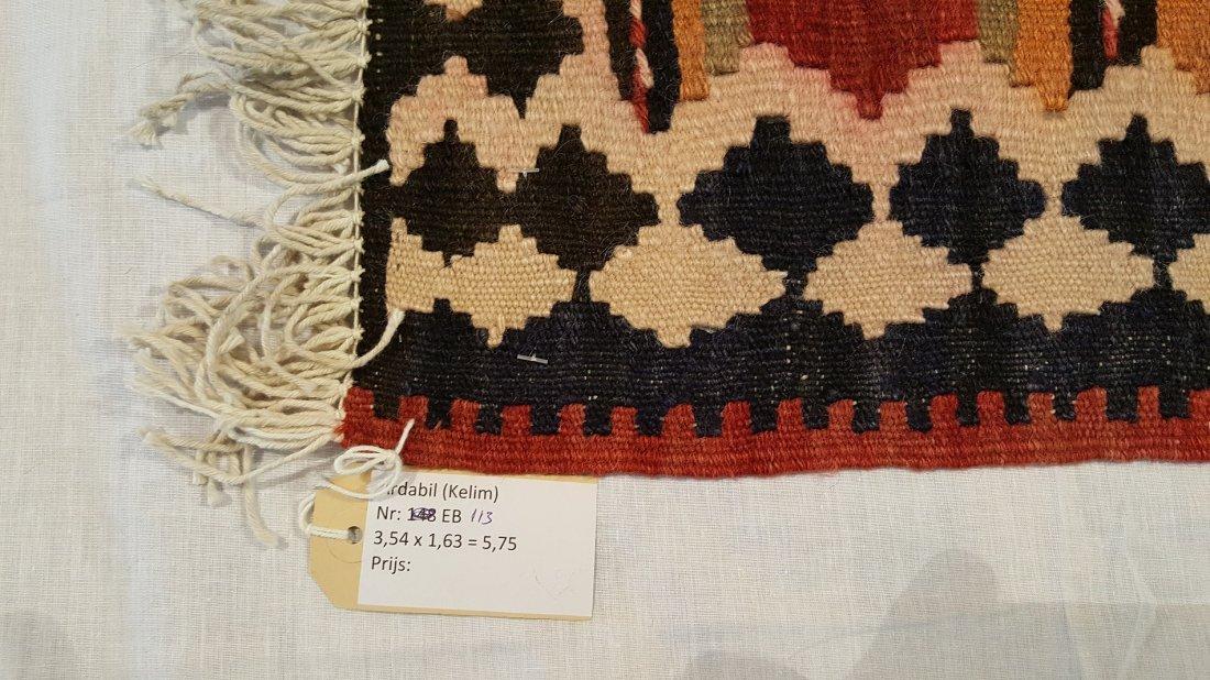 Persian ARDABIL Kilim Rug Carpet - 6