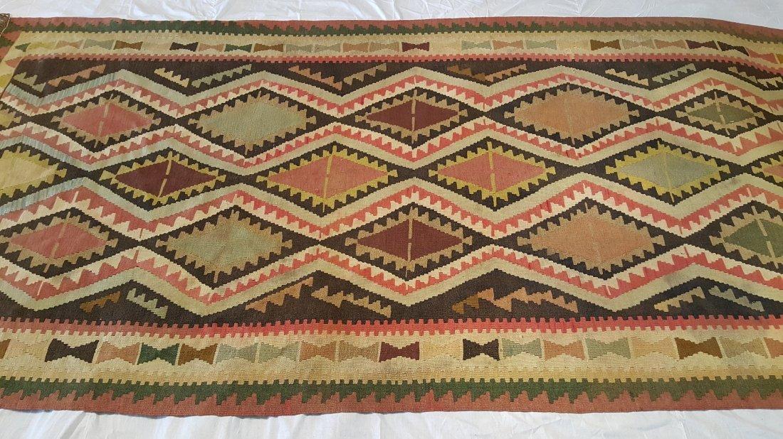 Caucasus Kilim Rug Carpet