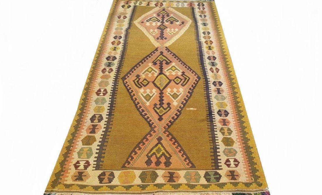 Persian Qashqai Kilim Rug Carpet