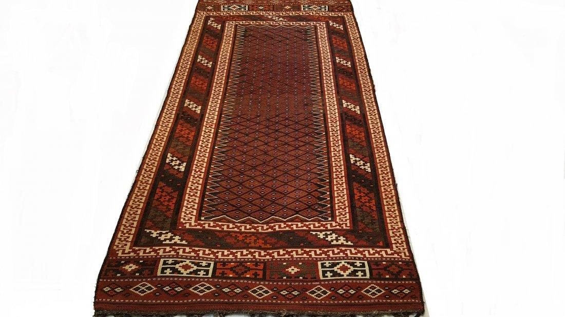 Persian Bakhtiari Kilim Rug Carpet