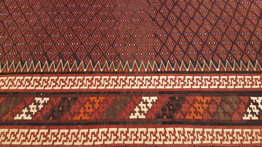 Persian Bakhtiari Kilim Rug Carpet - 3