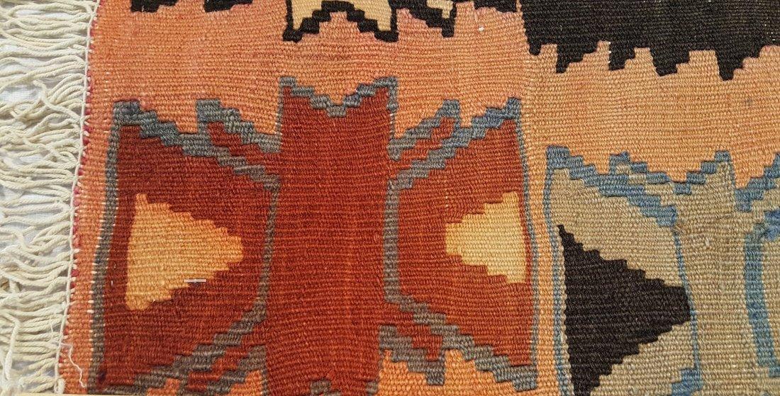 Caucasus Kilim Rug Carpet - 8