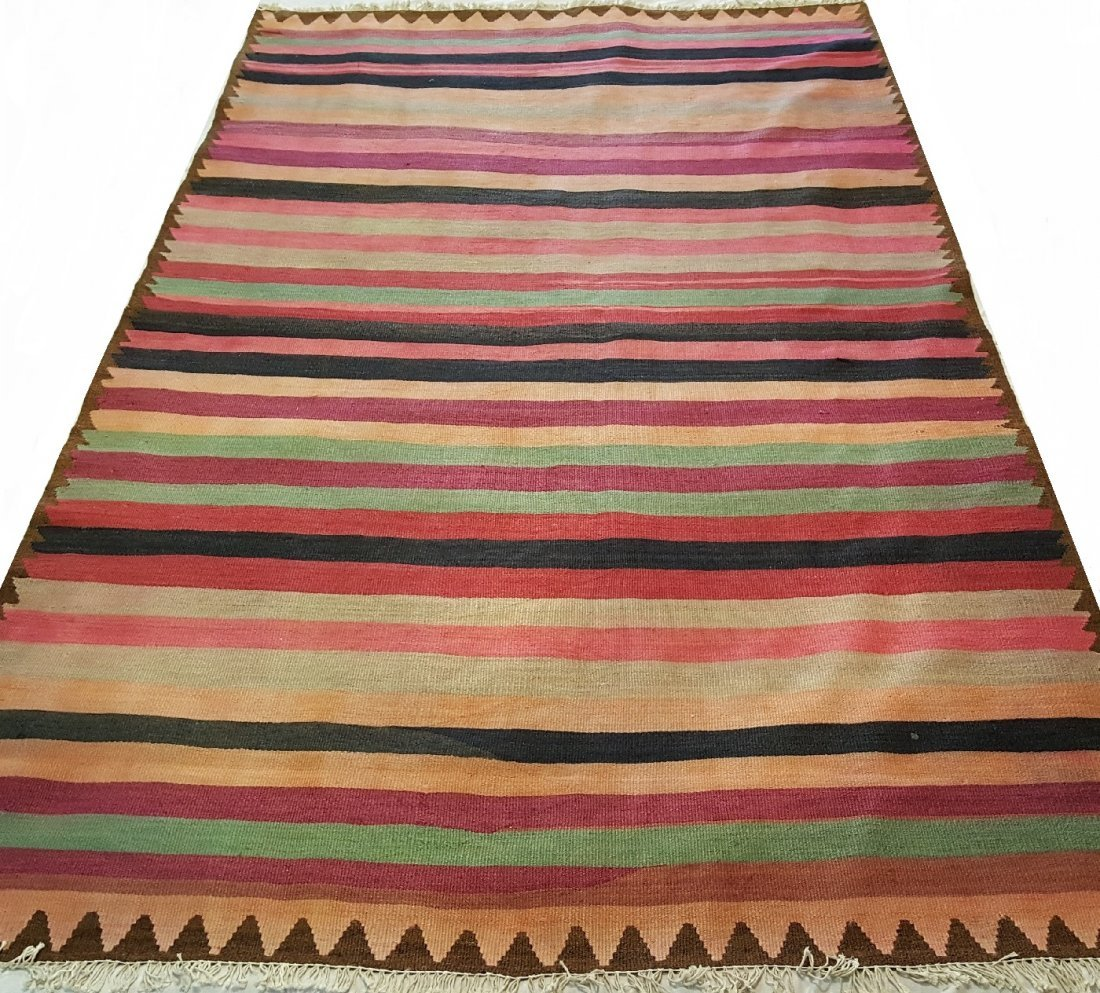 Persian Meshkin Kilim Rug Carpet
