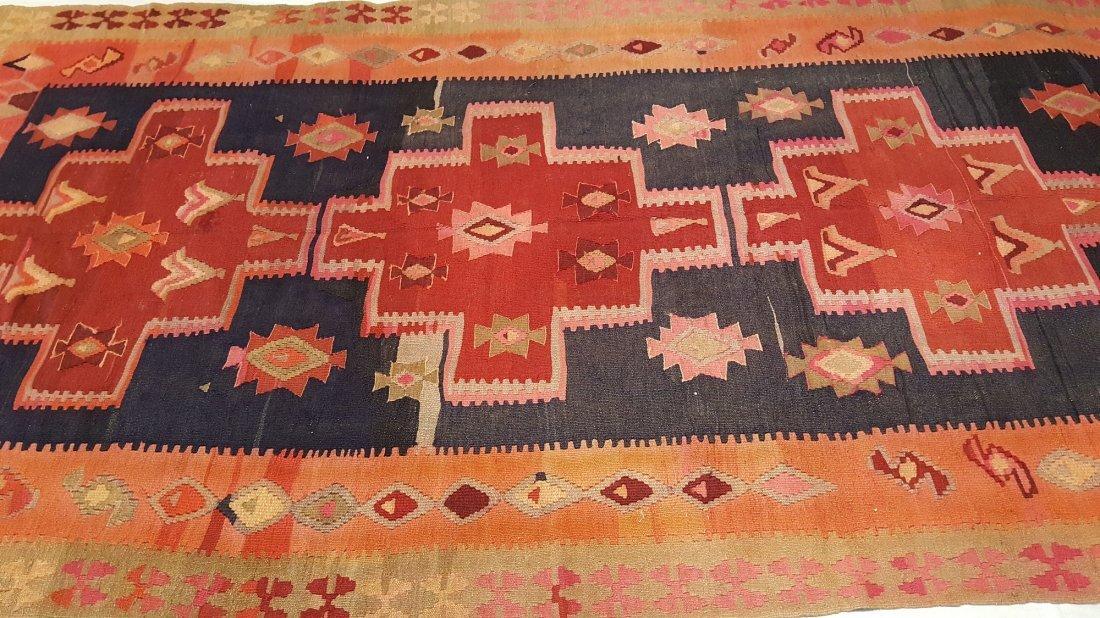 Anatolia Kilim Rug Carpet - 2