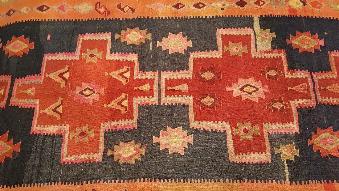Anatolia Kilim Rug Carpet - 4