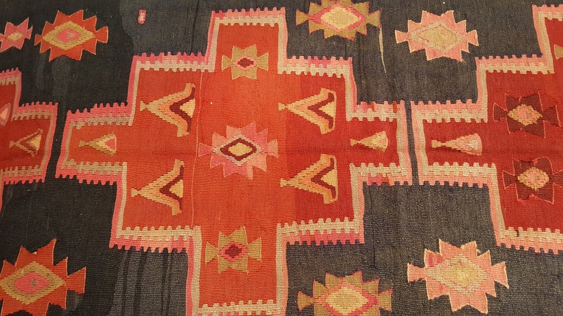 Anatolia Kilim Rug Carpet - 5