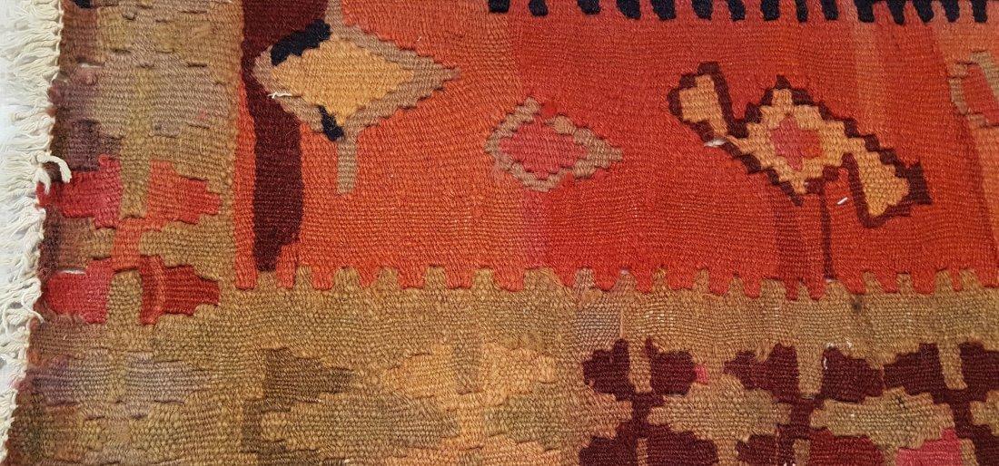 Anatolia Kilim Rug Carpet - 6
