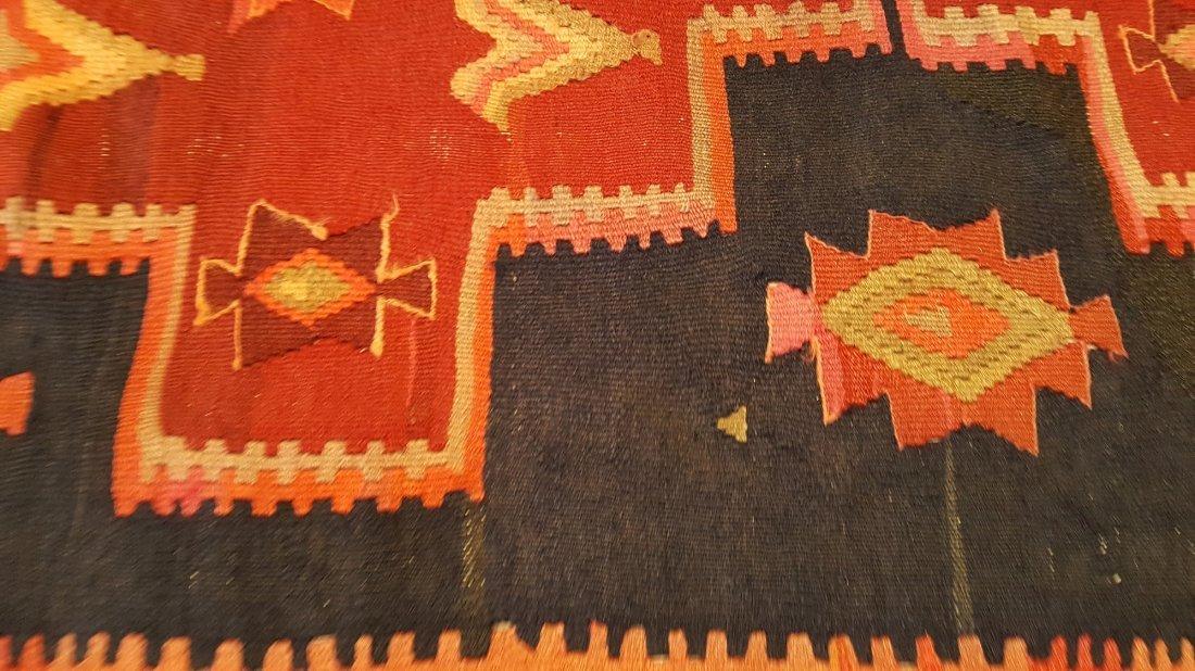 Anatolia Kilim Rug Carpet - 7