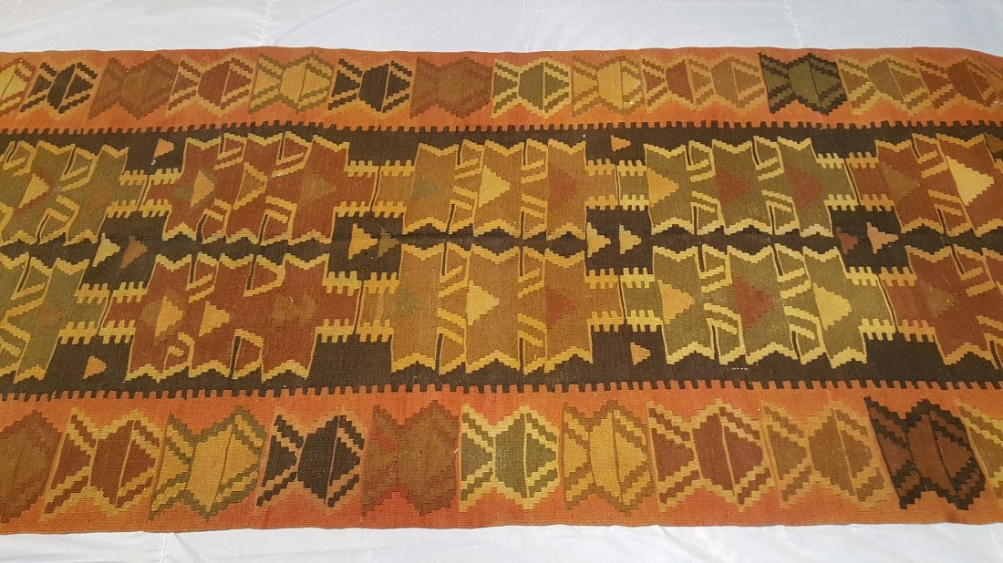 Persian ARDABIL Kilim Rug Carpet