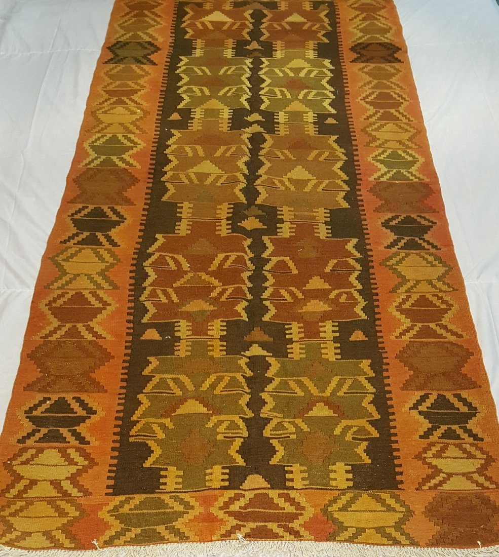 Persian ARDABIL Kilim Rug Carpet - 4