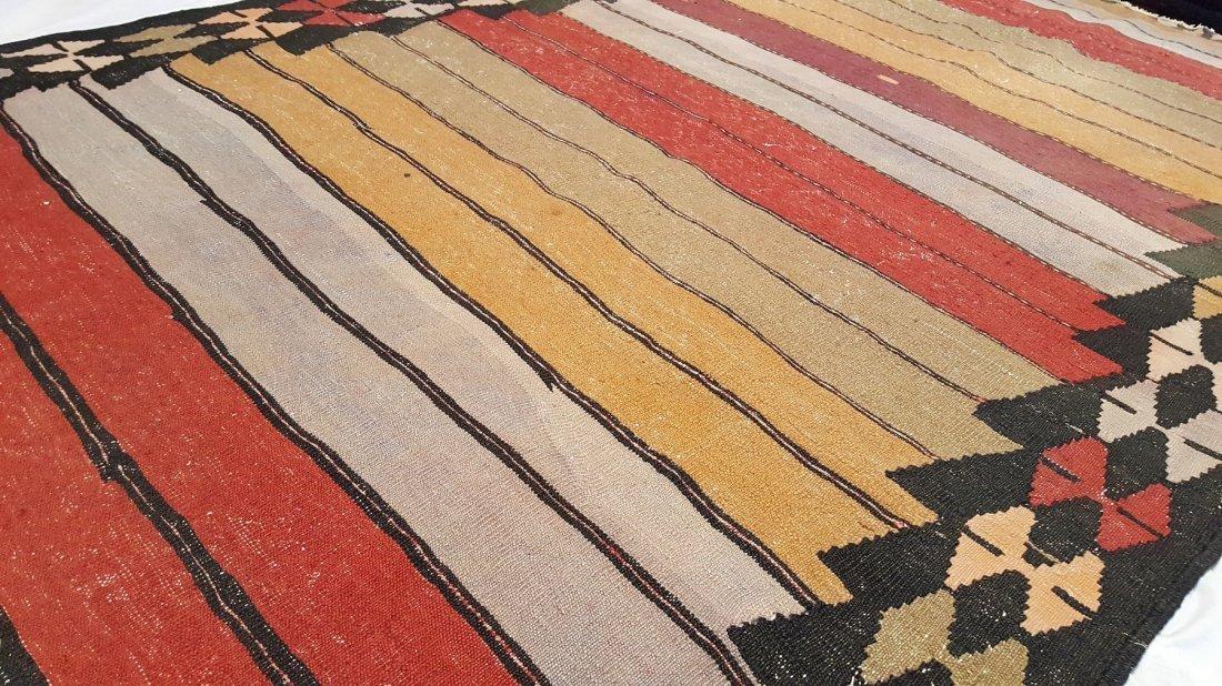 Persian ARDABIL Kilim Rug Carpet - 4