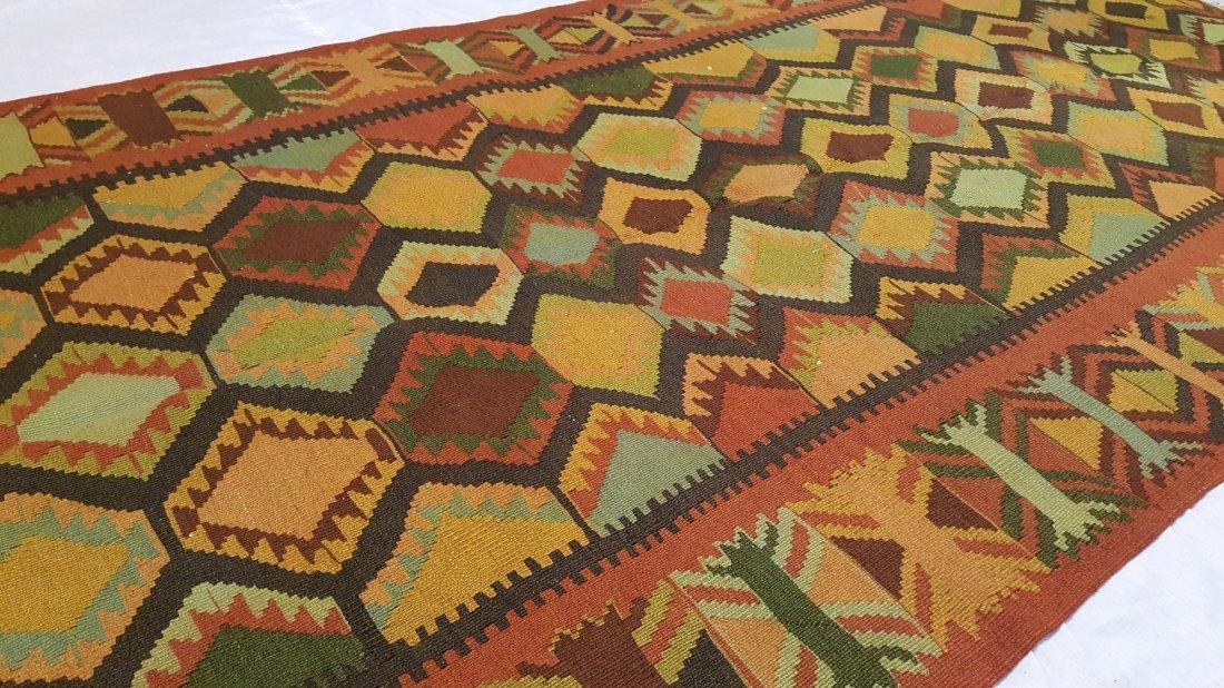Persian ARDABIL Kilim Rug Carpet - 2