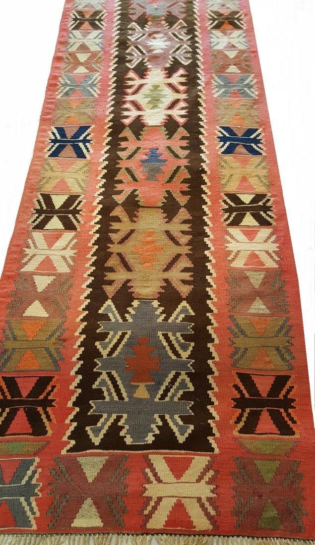 Avar Runner Kilim Rug Carpet