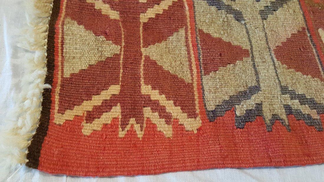 Avar Runner Kilim Rug Carpet - 4