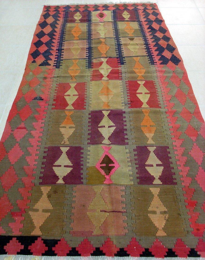 Shahsavan Kilim Rug Carpet