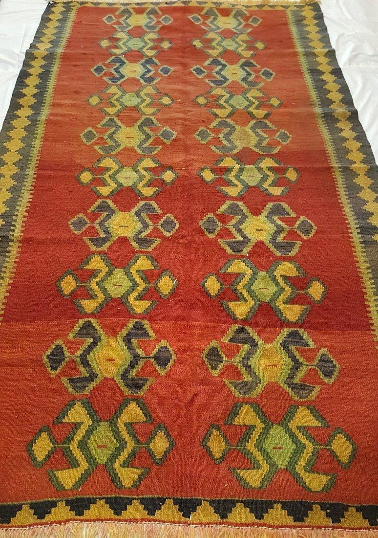 Karabagh Kilim Rug Carpet - 2