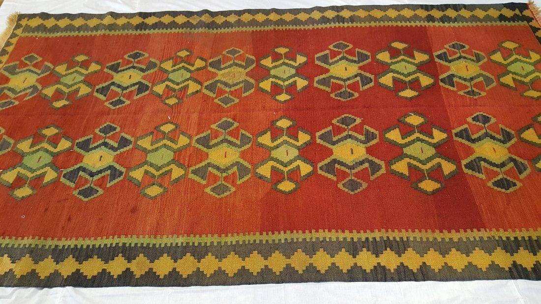 Karabagh Kilim Rug Carpet - 3