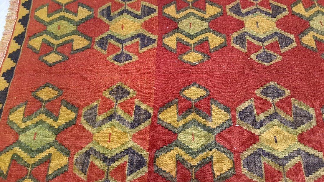 Karabagh Kilim Rug Carpet - 4
