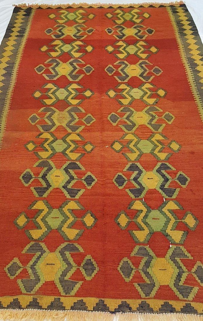Karabagh Kilim Rug Carpet - 5