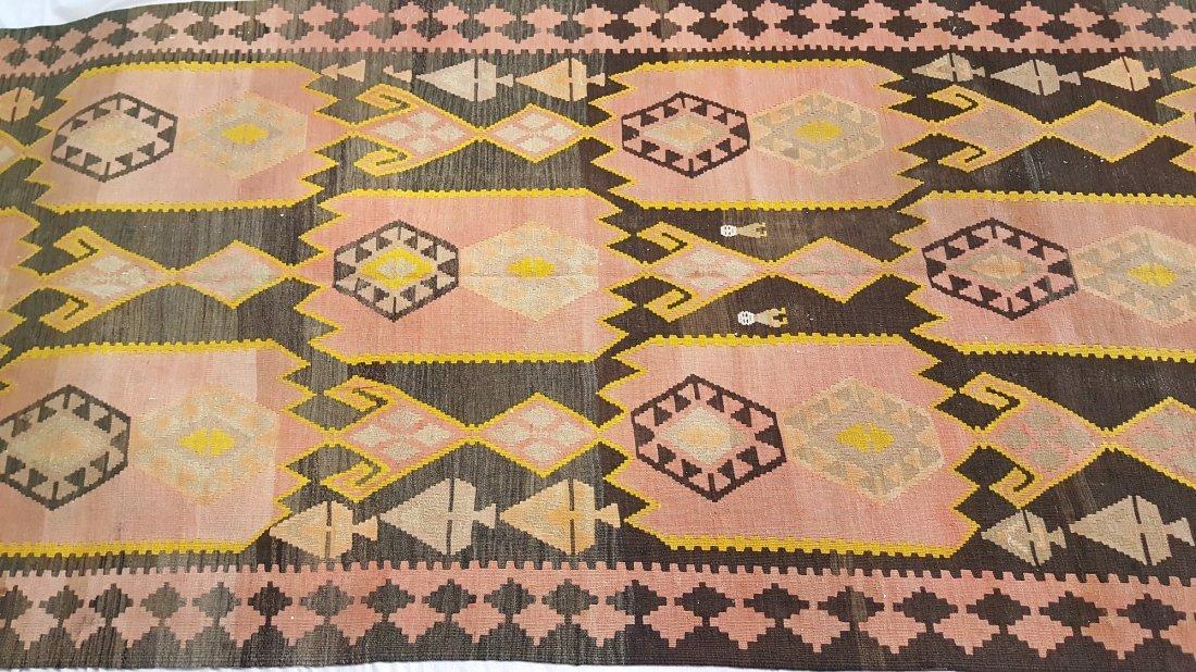 Kazak Kilim Rug Carpet
