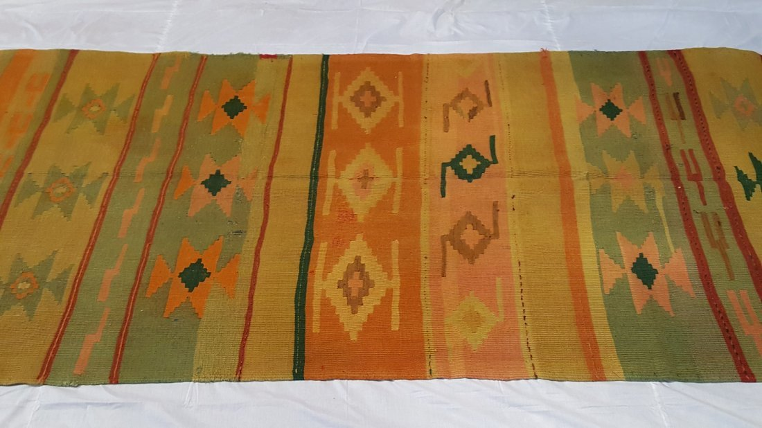 Shirvan Kilim Rug Carpet - 2