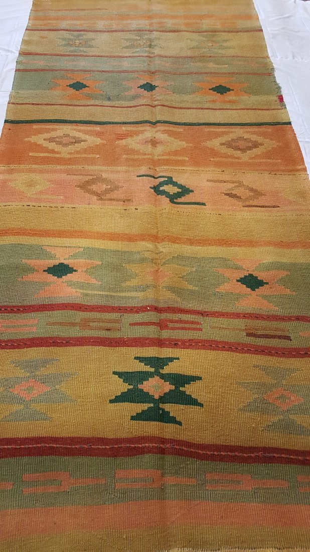 Shirvan Kilim Rug Carpet - 3