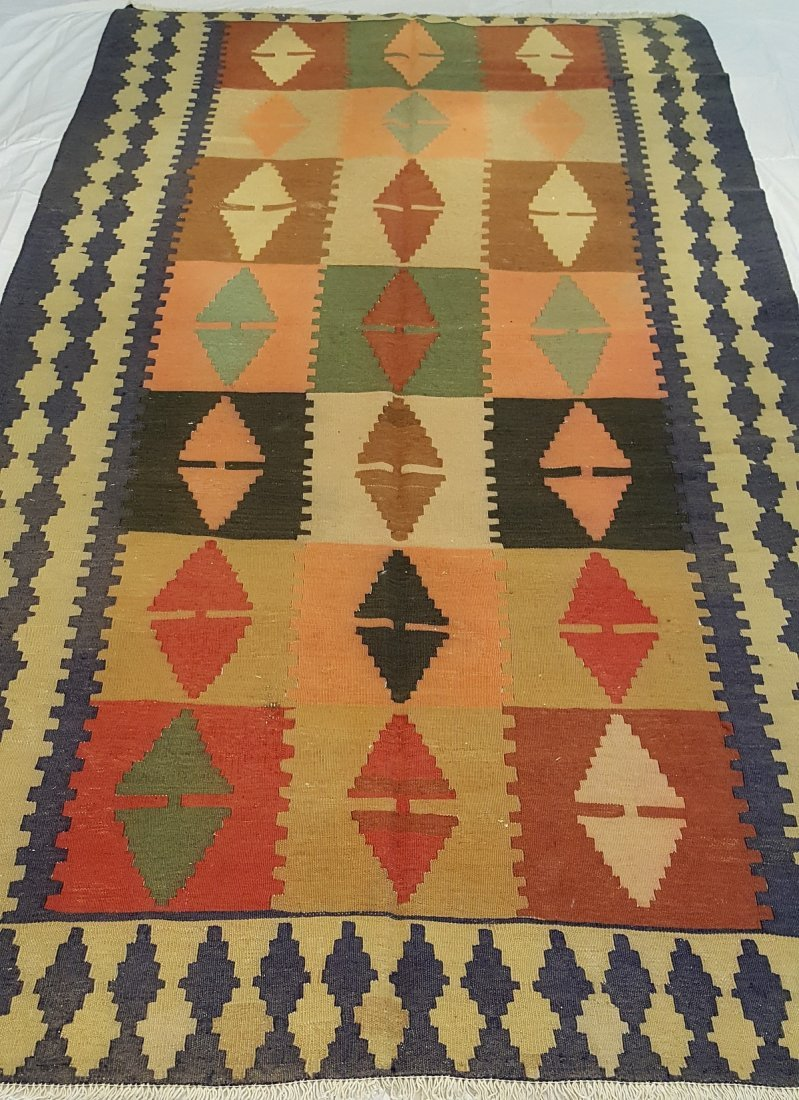 Shirvan Kilim Rug Carpet