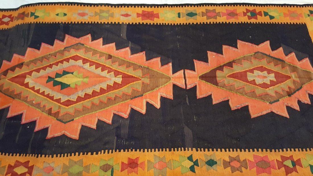 Anatolian Kilim Rug Carpet - 2